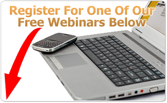 Register Now For One Of Our Free Webinars Below