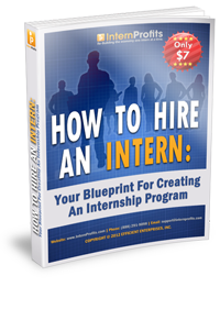 Special Report - How To Hire An intern